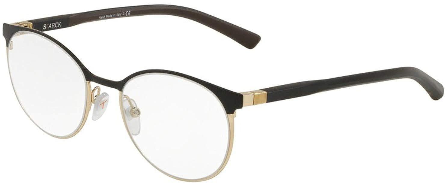 Eyeglasses Starck eyes SH 2034 0004 LIGHT GOLD//MATTE BLACK