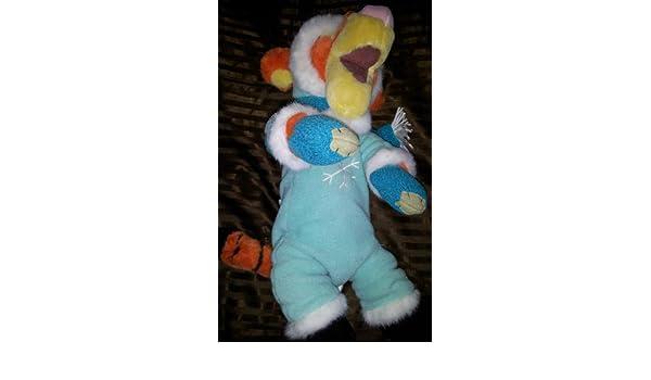 cf66e6514 Amazon.com: Walt Disney World Snowsuit Tigger Plush Toy 18