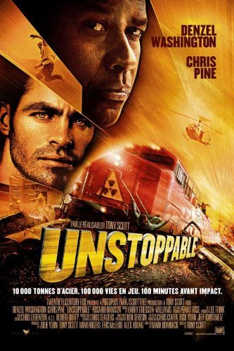 Unstoppable POSTER Movie (27 x 40 Inches - 69cm x 102cm) (2010) (Swiss Style D) ()