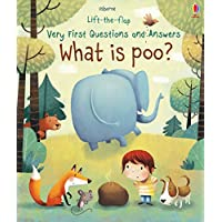 What is Poo? (Very First Lift-the-Flap Questions and Answers) (Very First Lift-the-Flap Questions & Answers) (Lift the Flap Very First Q & A)