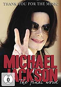 Jackson, Michael - Thank You For The Music: The Final Word ( 2 X DISC DELUXE VERSION )