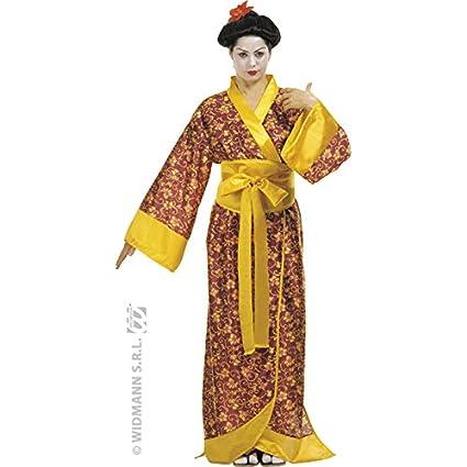 Amazon.com: Large Kyoto Girl Costume Includes Kimono & Belt ...