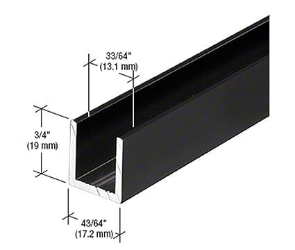 CRL Black 1/2