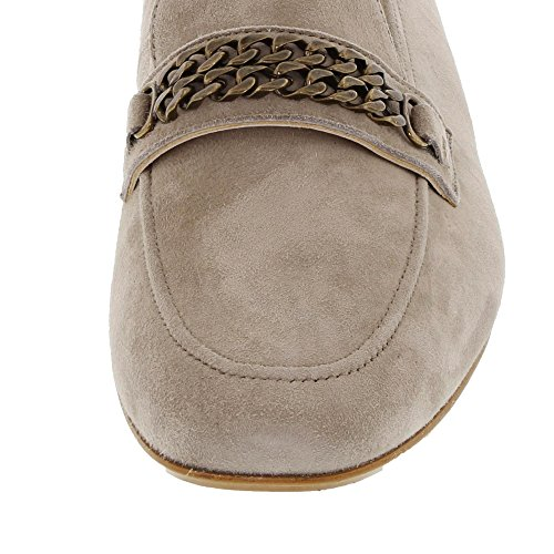 Paul Green Slipper , Farbe: Taupe Taupe