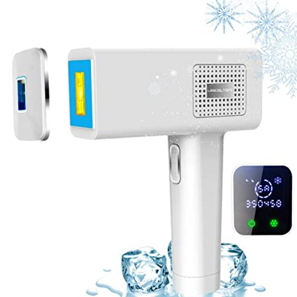Amazon.com: JMung IPL Laser Hair Removal Double Refrigeration ...