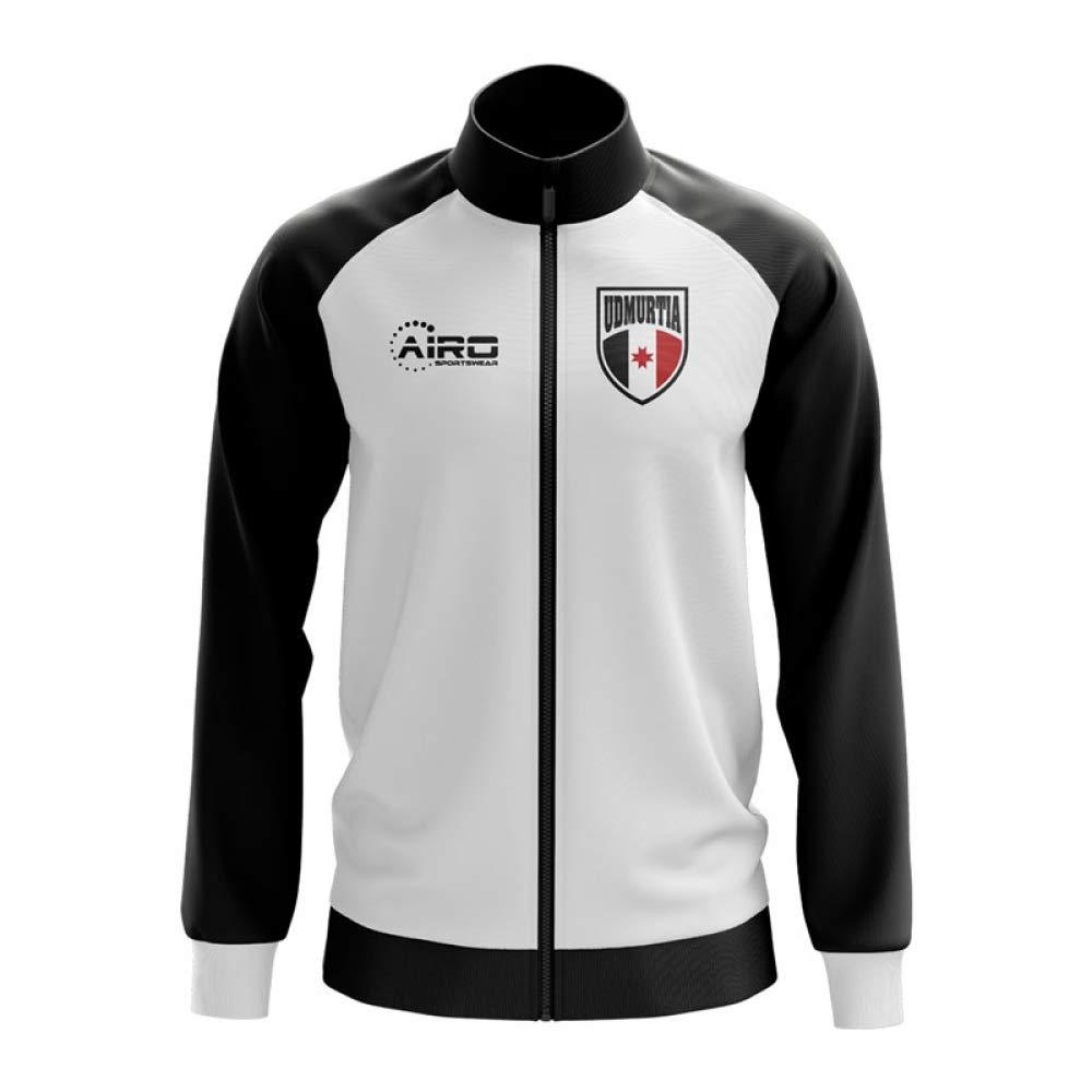 Airo Sportswear Udmurtia Concept Football Track Jacket (Weiß)