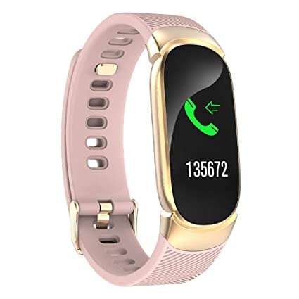 VERYMIN Reloj Inteligente Bluetooth Lady Smart Watch Moda ...