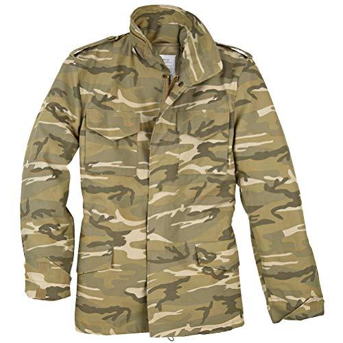 - Surplus Men's Field Jacket M65 Desert Light Size M