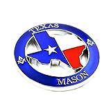 1PC Car Emblem Badge Metal Sticker
