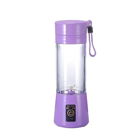 Juicer Cup,Licuadora Recargable Usb,Exprimidor Eléctrico,Portable ...