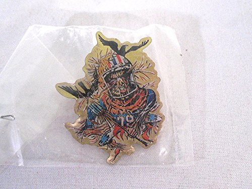 (1994 Coke MONSTERS OF THE GRIDIRON Pin Ray Scarecrow Childress)