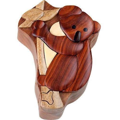 Intarsia Wood - 4