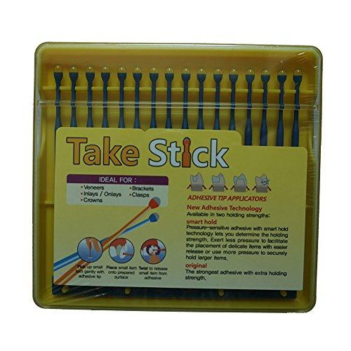 Jinidental Take Stick  9 5 X10 Cm  T  4 5 Cm  64Pcs