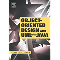 Object-Oriented Design with UML and Java (English Edition)