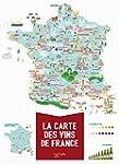 CARTE DES VINS DE FRANCE (LA)