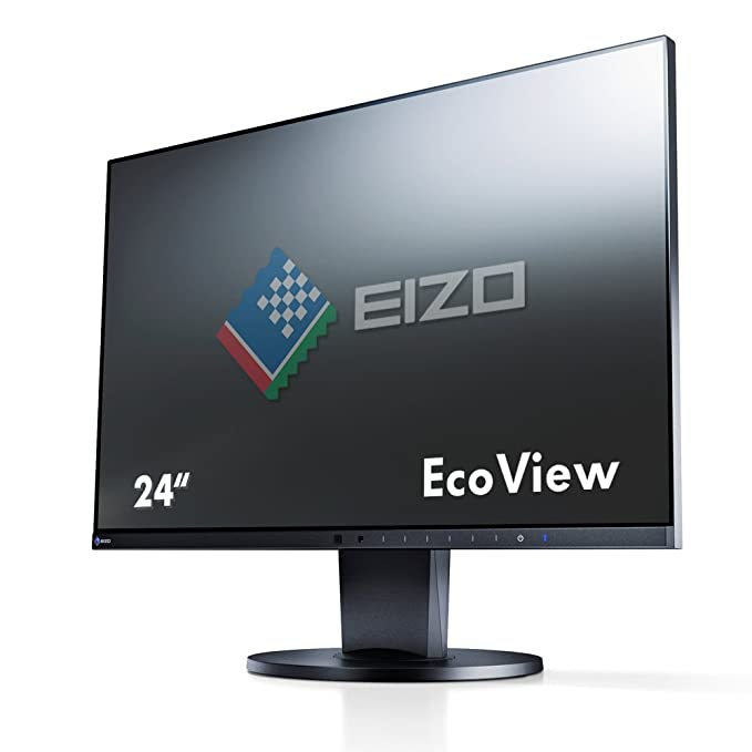 73 opinioni per Eizo EV2450-BK, Monitor da 23,8'' (DVI, HDMI, USB 3.0, tempo di reazione 5 ms)