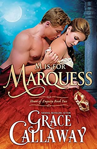 book cover of M is for Marquess