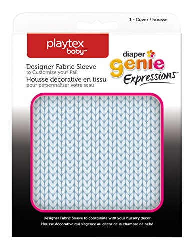 Diaper Genie Playtex Expressions Fabric Cover