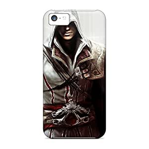Premium [yHe556JyxY]assassins Creed Case For Iphone 5c- Eco-friendly Packaging