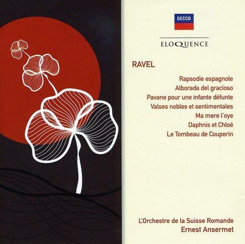 CD : Ernest Ansermet - Ravel: Rapsodie Espagnole / Valses Nobles / Pavane (Australia - Import, 2 Disc)
