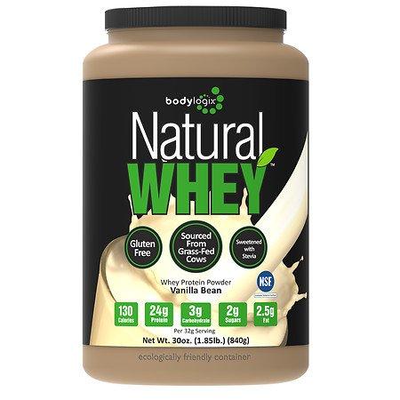 Bodylogix Protein Powder Vanilla - 2PC by Bodylogix
