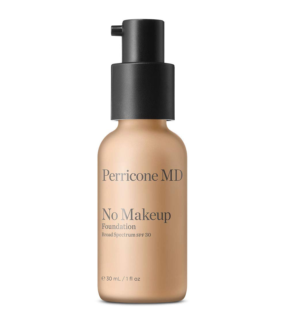 Perricone Md No Makeup Spf 30 Foundation for Women, Light, 1 Ounce