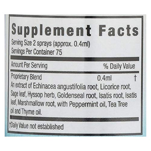 Buy zand herbal mist throat spray 1 fl oz