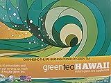 Green Tea Hawaii - 60 Packets (Fruit Flavors Variety Box-RL, SP, POG)