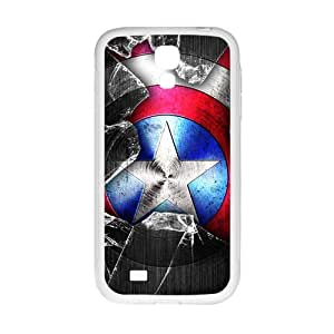 Capital America Design New Style High Quality Comstom Protective case cover For Samsung Galaxy S4