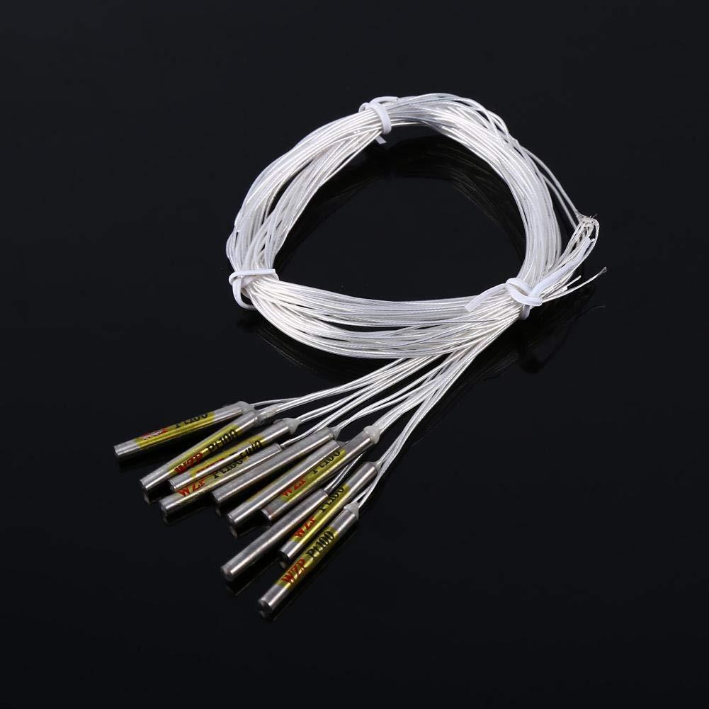 para agua para asar a la parrilla sonda de resistencia t/érmica de platino PT100 Sonda de temperatura