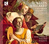 Chansons & Madrigali & Villanelle
