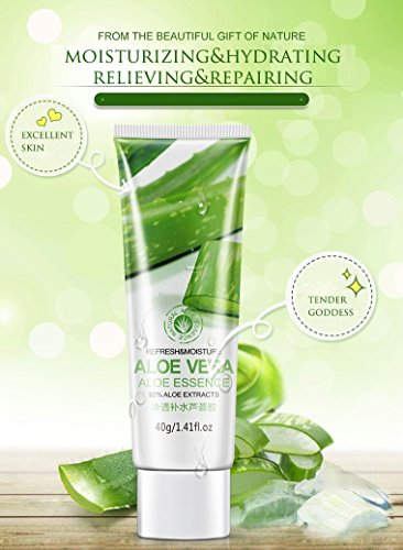 aloe vera gel face moisturizer anti wrinkle cream acne scar skin whitening skin care sunscreen acne treatment cosmetics bioaqua