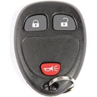 ACDelco 15100811 GM Original Equipment 3 Button Keyless Entry Remote Key Fob