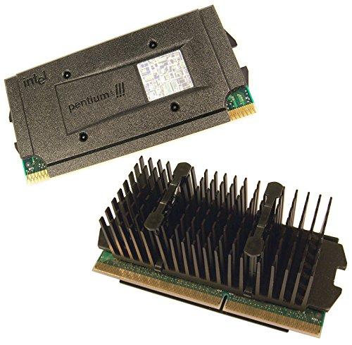 - INTEL - Intel PIII-600EB-33-256k Slot1 CPU New SL3NB With Heatsink - SL3NB