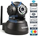 Sricam SP Series Wireless HD IP Wifi CCTV [Watch LIVE DEMO right now] indoor Security Camera ...