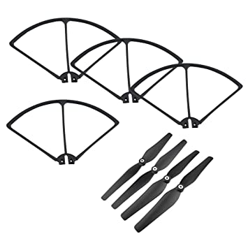 Amazon Com Flameer Remote Control Rc Drone Propeller Protector