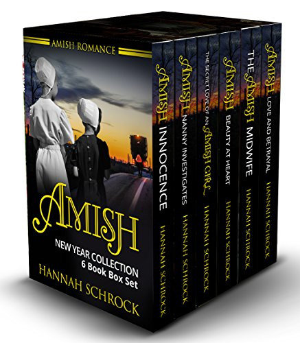 Amish New Year Collection (6 Book Box Set) cover