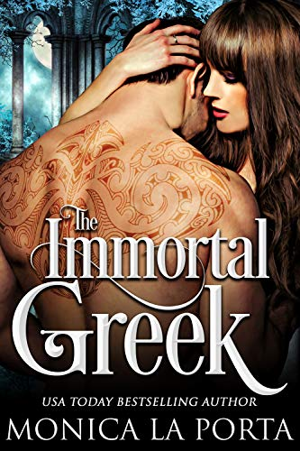(The Immortal Greek (The Immortals Book 2))