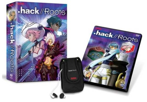 .hack//Roots, Vol. 3 Special Edition (incl DVD and MP3 - Incl Case