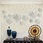 BINGNENG-Handmade-Artificial-3D-Wall-Decor-Hanging-Ceramic-Flowers-Pediments-Sculpture-Wall-Decorations-for-Bedroom-Living-1-pc-White-Peony-Flower