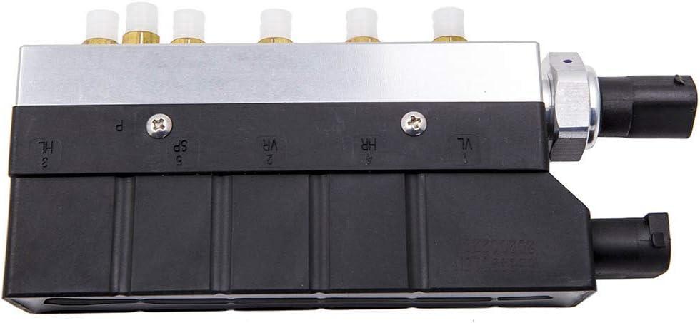 maXpeedingrods Air Suspension Compressor Valve Block Solenoid for Mercedes Benz S350 S430 S500 S600 S55AMG S65AMG With Airmatic 2203200258