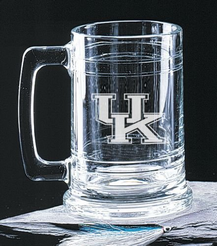Kentucky Wildcats 15 Oz Deep Etched Colonial Beer Tankard