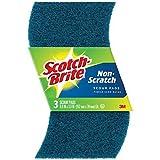 Scotch-brite Non-scratch Scour Pad 623S-14, 3-Count (Pack of 7)