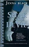 Speak of the Devil by Jenna Black front cover