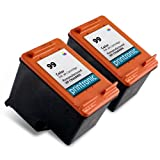 hp 99 - Printronic Remanufactured Ink Cartridge Replacement for HP 99 C9369WN (2 Photo Color)