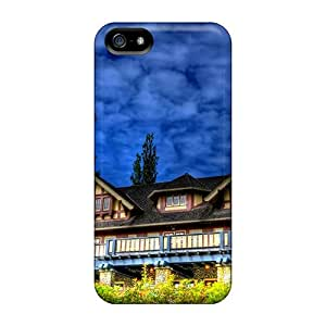 Iphone High Quality Tpu Case/ Home Sweet Home VgpfzlV4367ccshZ Case Cover For Iphone 5/5s