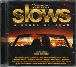 Grandes Slows: A Nossa Geracao [2CD] 2014