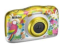 """Nikon - Coolpix W150 Cámara Digital compacta - 13.2 megapíxeles - Pantalla LCD de 3"""" Pulgadas - Full HD - Impermeable - Resistente a los Golpes, a Las Bajas temperaturas y al Polvo -"""