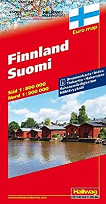 Finland / Finland (Road Map)