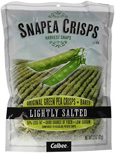 - Calbee Snapea Crisps, Lightly Salted 3.3 oz (6-pack)